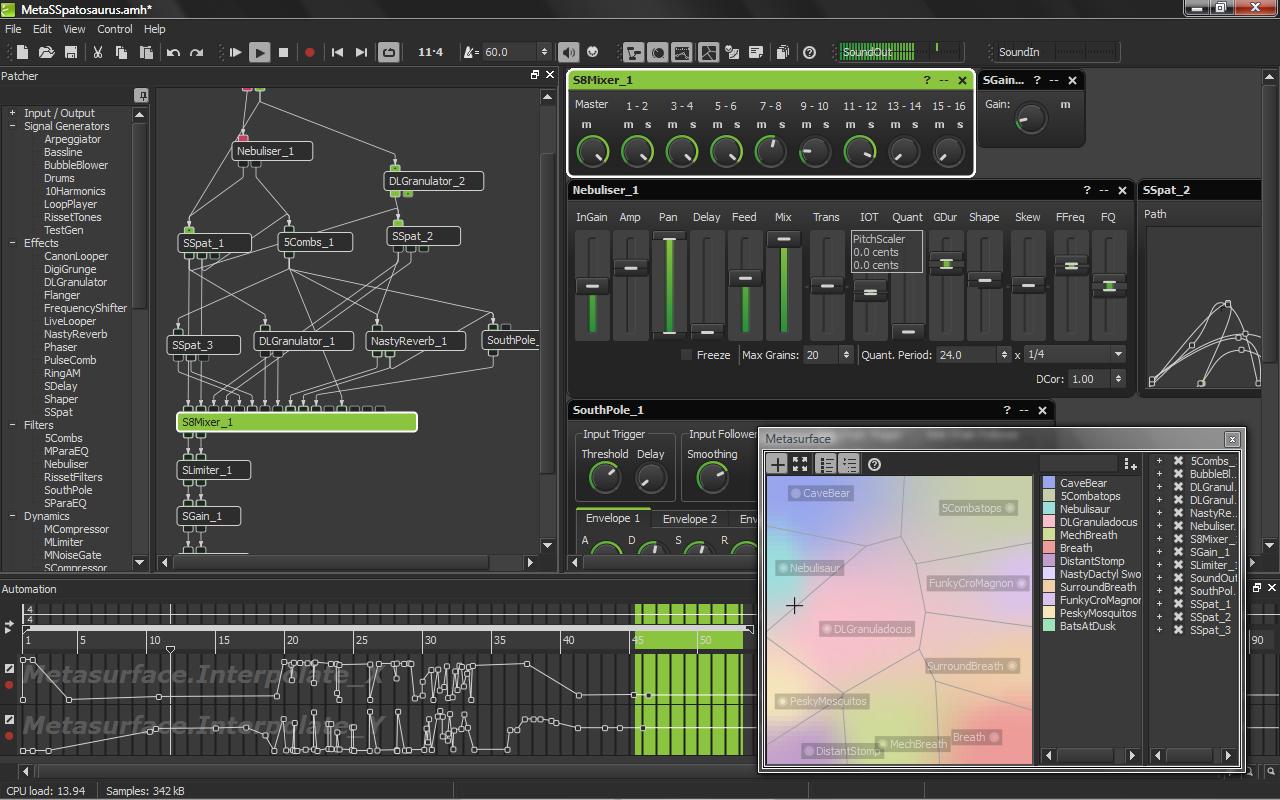 Music studio software mac